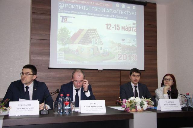 В Тюменской области обсудили новые механизмы развития строительной отрасли