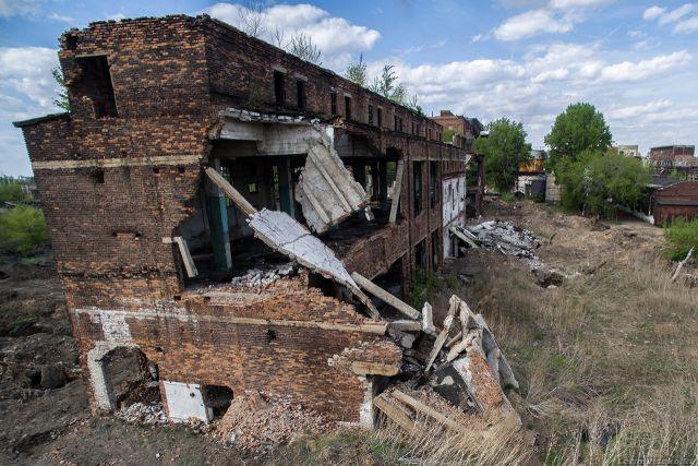 Алтайский тракторный завод в Рубцовске