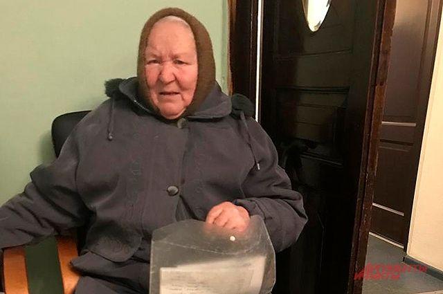 Галина Косолапова.