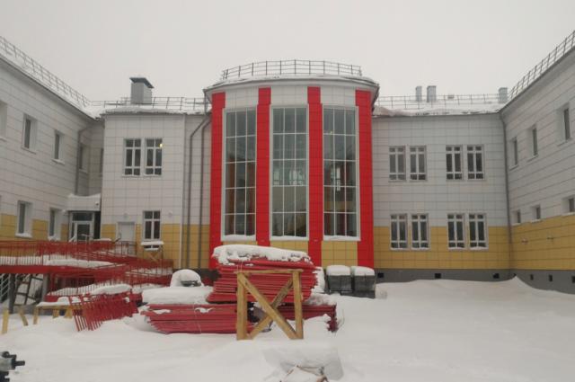 К 1 сентября в Шурышкарском районе откроют новую школу-интернат