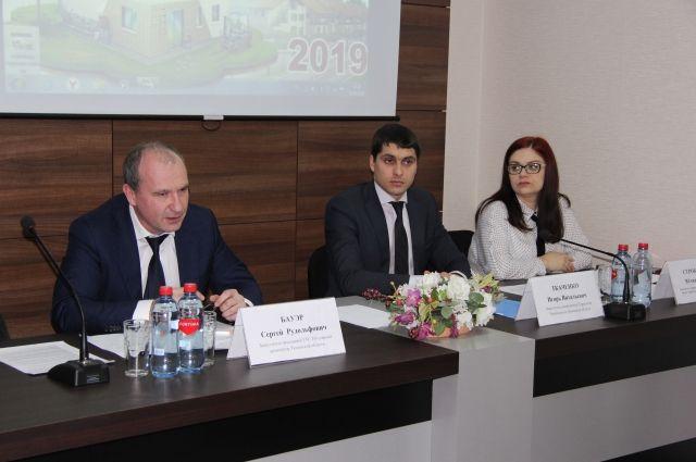Тюменцы обсудили изменения в законодательстве, связанные со строительством