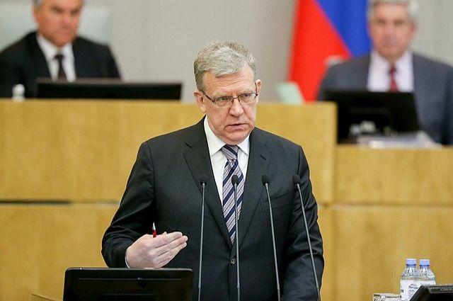 Кудрин высказался за переговоры по смягчению санкционного режима