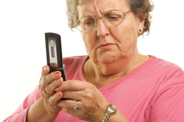Ситуация наоборот: в Сумах пенсионерка обманула мошенника