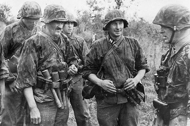 Латвийские добровольцы на Восточном фронте, 09.10.1943.