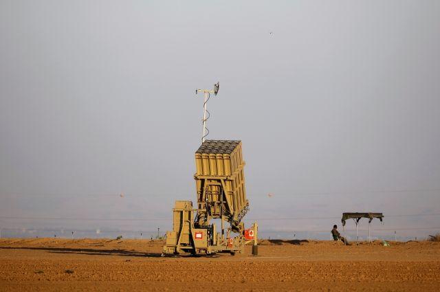 Две ракеты были выпущены из сектора Газа по Тель-Авиву