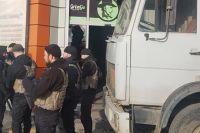 Под Одессой неизвестные захватили заправку