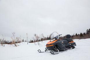 Снегоход RM Vector 1000.