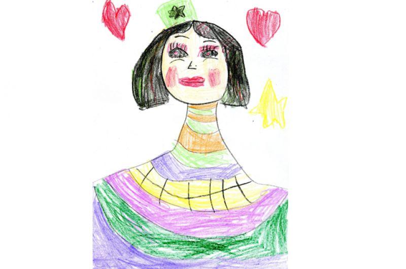 Варвара Гришина, 6 лет (2 рис.)