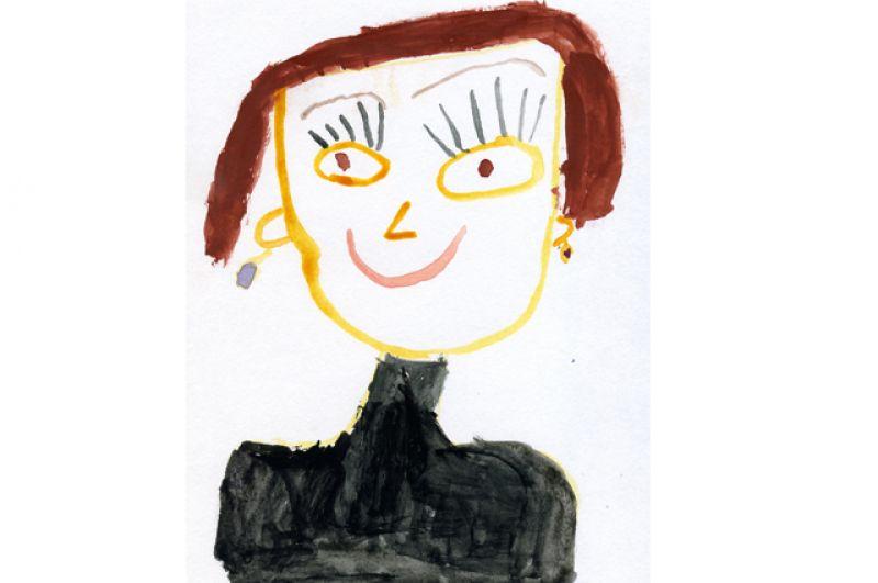 Варвара Ланге, 7 лет