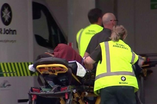 В Новой Зеландии в двух мечетях произошла стрельба