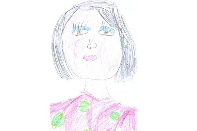 Варвара Гришина, 6 лет (1 рис.)