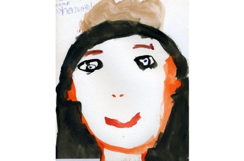 Полина Максимова, 7 лет