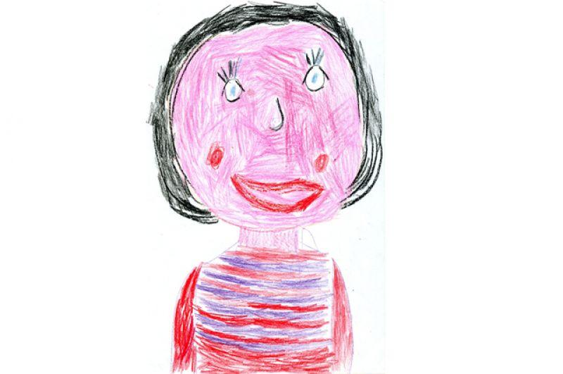 София Буртик, 5 лет