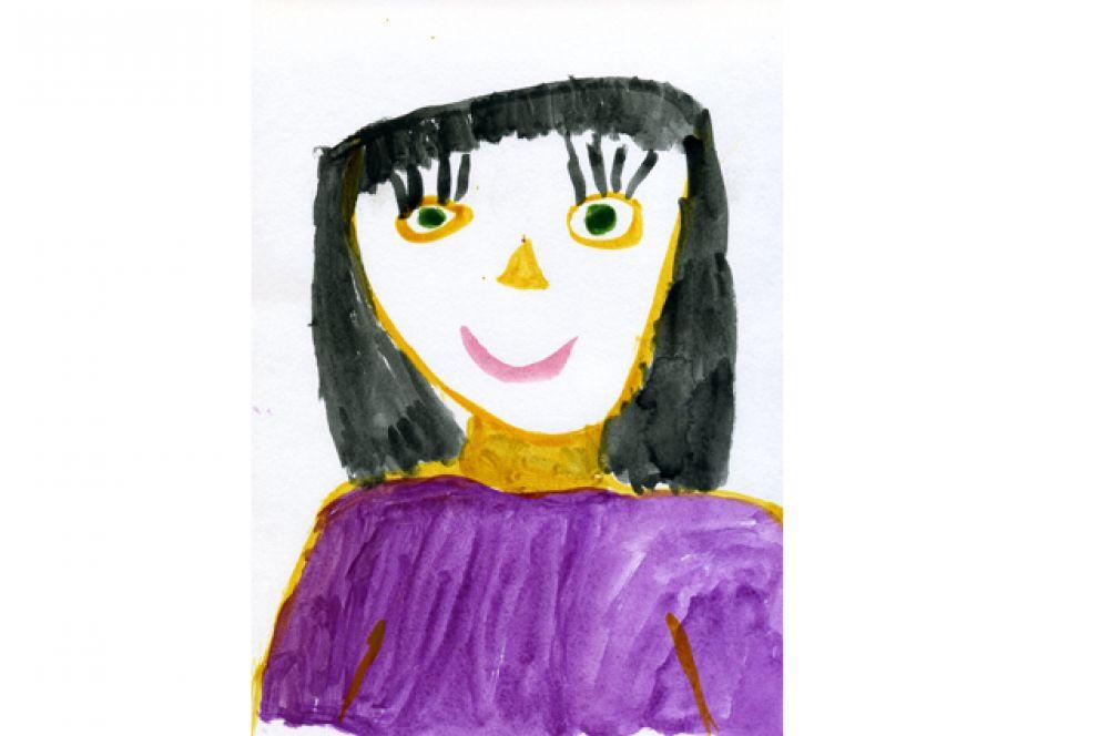 Таисия Глотова, 6 лет