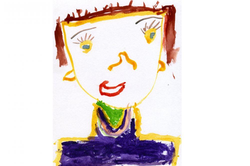 Андрей Лаптев, 7 лет