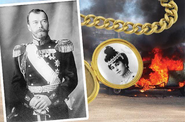 Фотоальбом императорской семьи представят в Тюмени