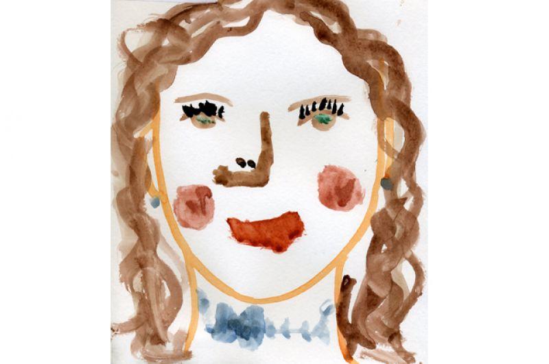 Катя Грибанова, 7 лет