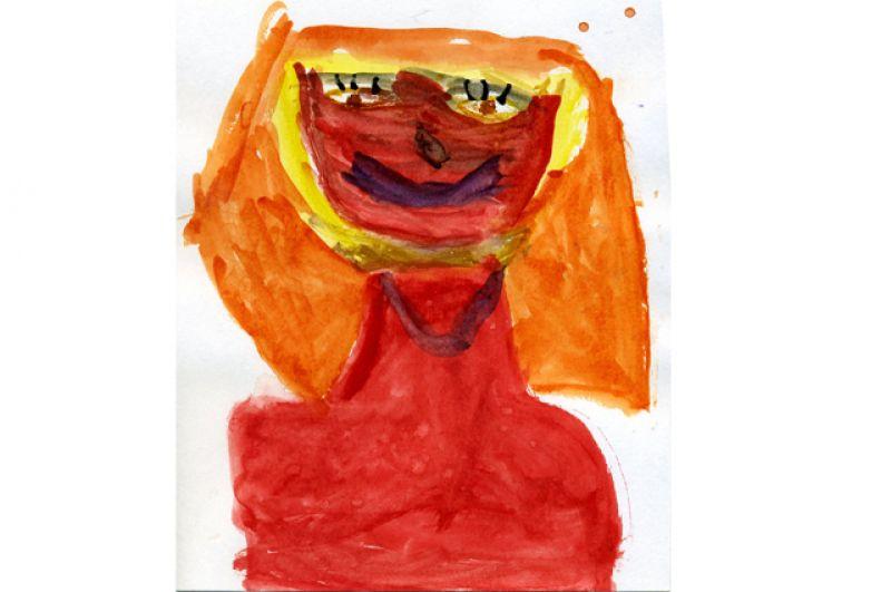 Алёша Горлевой, 6 лет