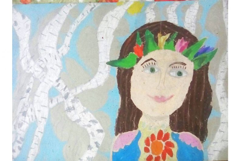 Лиза Мартыненкова, 9 лет