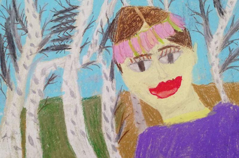 Малика Латыпова, 8 лет