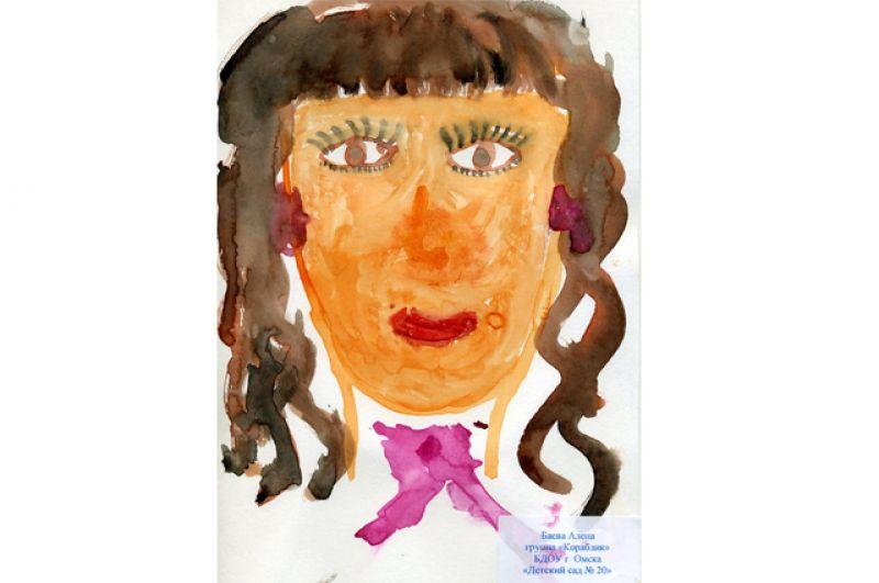 Алёна Баева, 6 лет