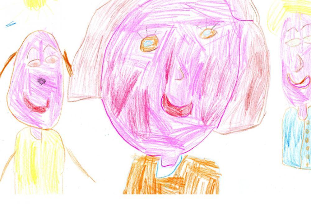 Ирина Пасова, 5 лет