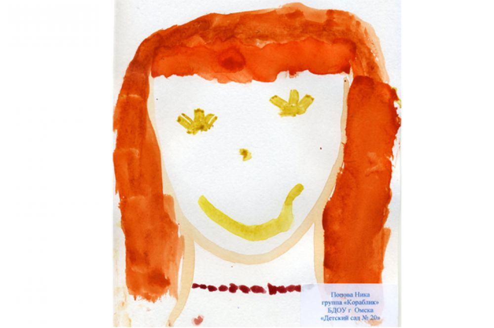 Ника Попова, 6 лет