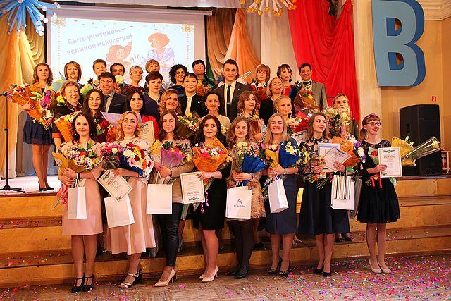 Участники муниципальных конкурсов