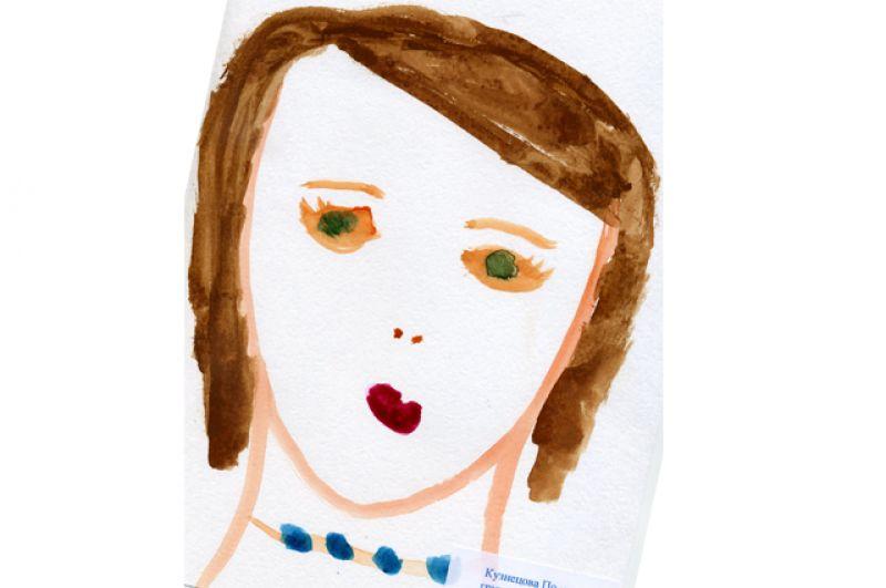 Полина Кузнецова, 7 лет