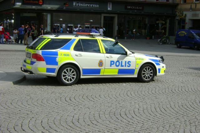 СМИ: в Швеции задержан человек, подозреваемый в терроризме в России