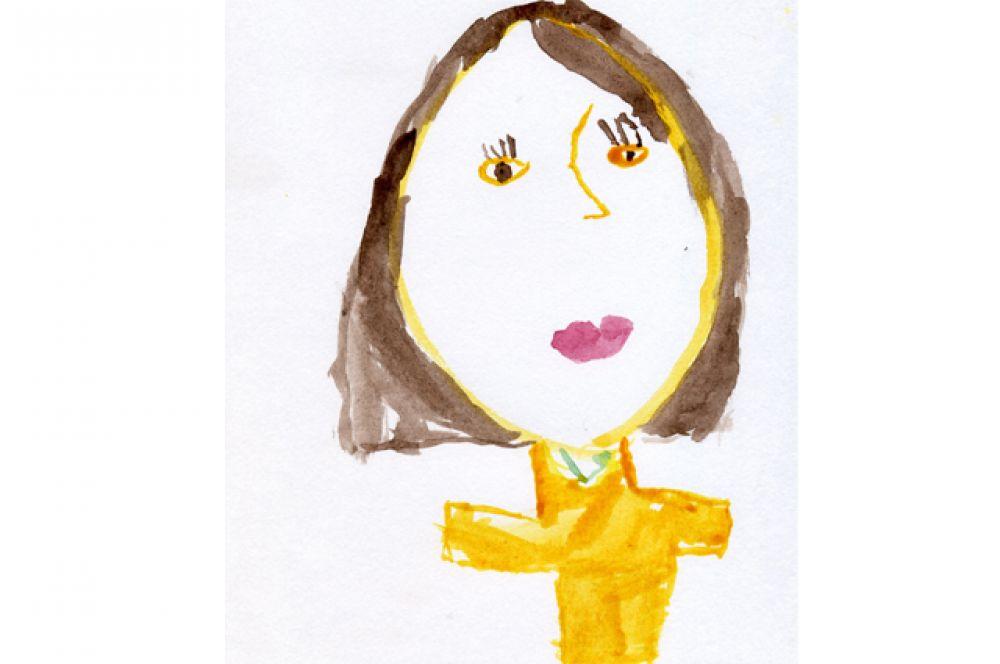 Рашида Сулейменова, 7 лет