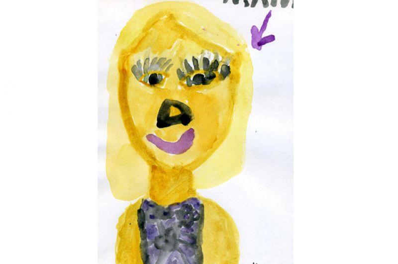 Анжелика Шипицина, 7 лет