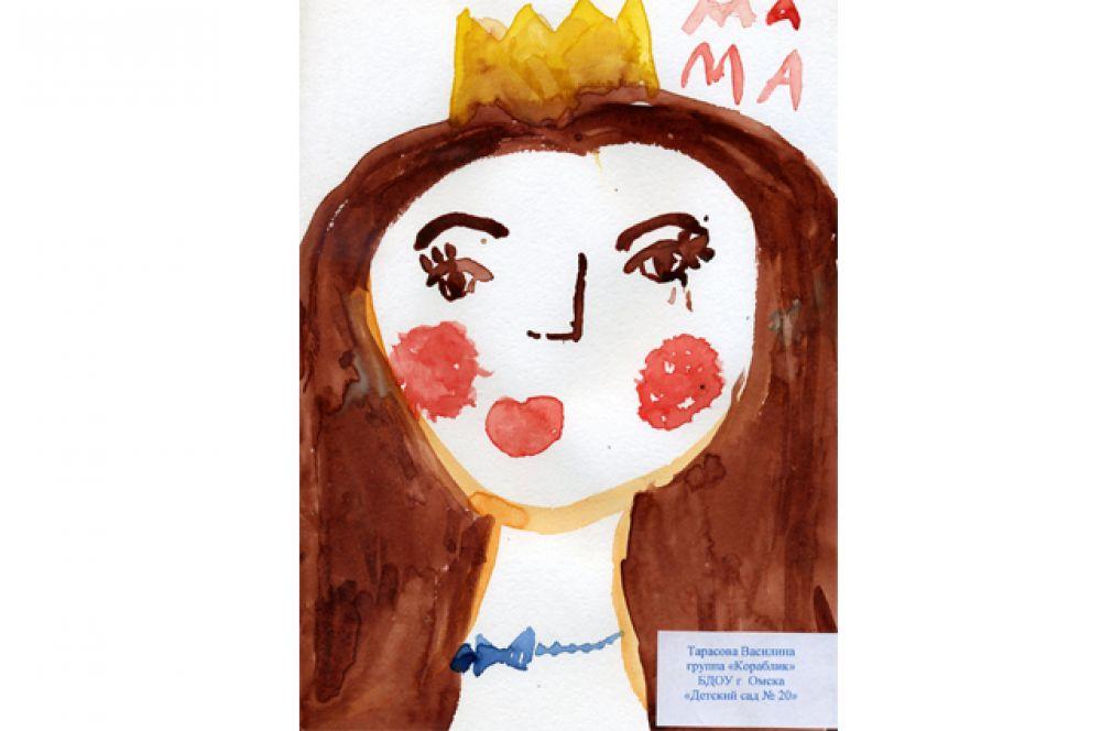 Василина Тарасова, 6 лет