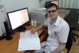 Молодой врач полюбил Россию и не хочет возвращаться на родину.