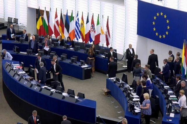 Евросоюз ввел ограничения против РФ за ситуацию с украинскими моряками