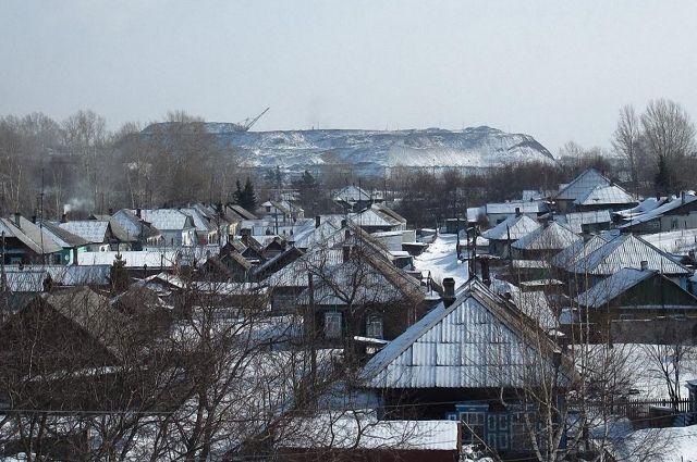 Проблема экологии остро стоит в Кузбассе, в некоторых населенных пунктах угольные разрезы видны из окон.