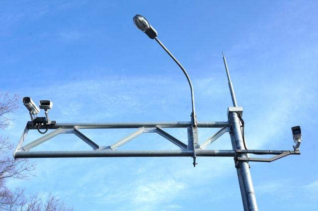 На дорогах Калининградской области заработают рамки весового контроля