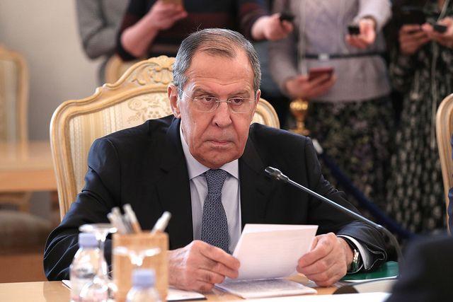 Лавров 19 марта в Москве проведет переговоры с главой МИД Алжира
