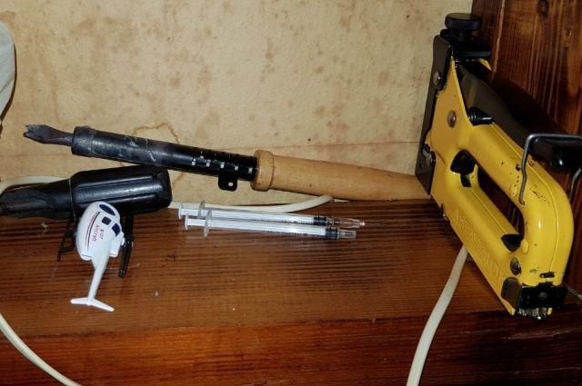 В Саракташе 35-летний мужчина устроил в квартире наркопритон