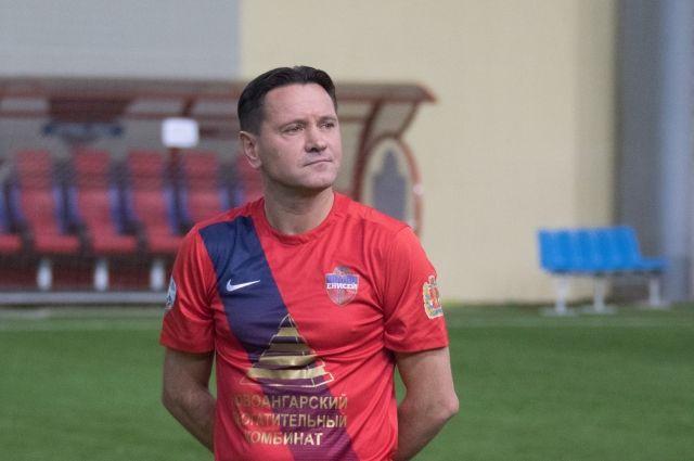 Дмитрий Аленичев считает, что против него организован заговор.