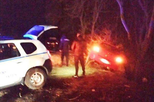 Под Одессой пытались похитить женщину: потерпевшая чудом спаслась