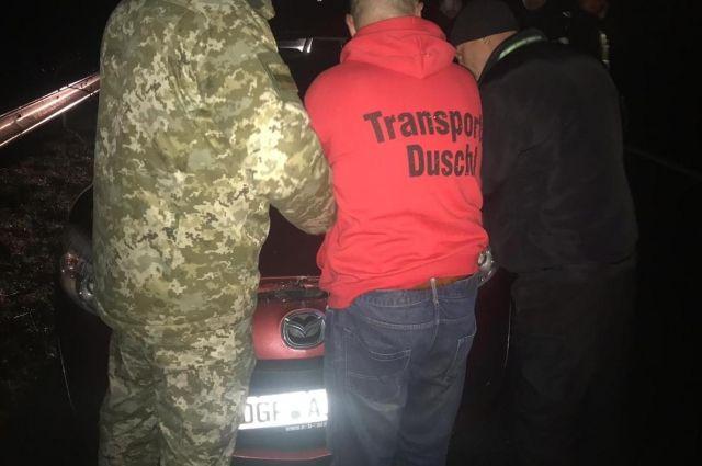 Под Ужгородом украинец дважды попытался незаконно пересечь границу