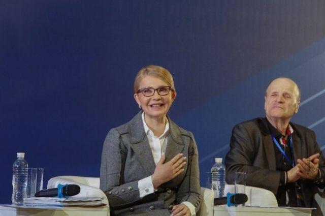 Тимошенко: Образование в Украине не позволит получить современную профессию