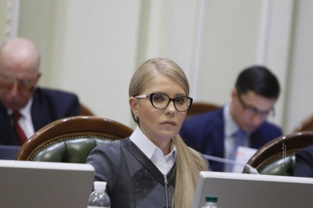 Тимошенко выиграла суд, а Коболева уволят
