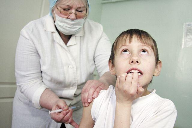Прививка против клеща - единственный эффективный метод профилактики.