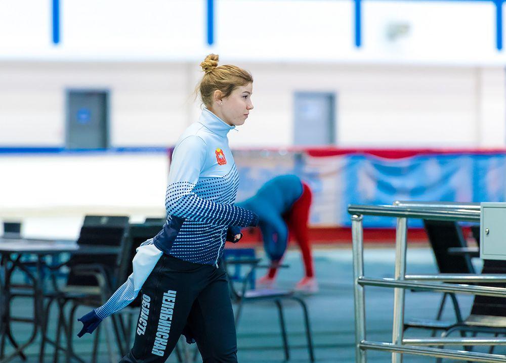 В нынешнем сезоне Ольга занимает 3 строчку мирового рейтинга.