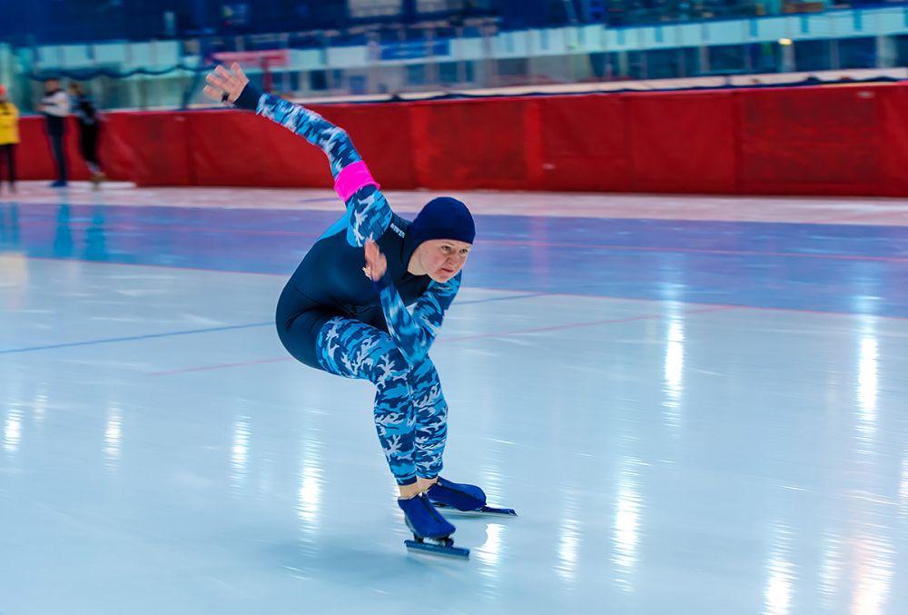 На тысячеметровке спортсменке из Нижнего Новгорода Дарье Качановой удалось опередить Ольгу на 37 сотых секунды.