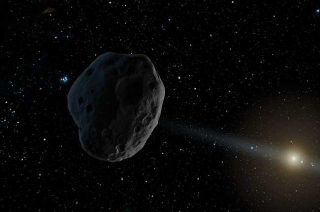 Возле Земли пролетит 40-метровый астероид.