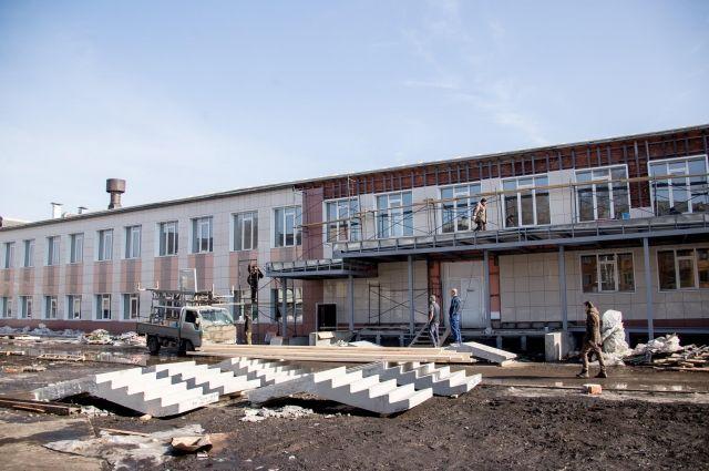 В школе №7 размещался оперативный штаб во время пожара в ТЦ «Зимняя Вишня».