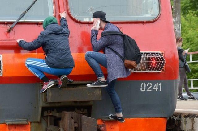 Следователи Хабаровска заинтересовалась видео с  подростками-зацеперами.